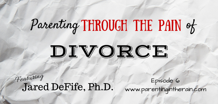 06: Parenting Through the Pain of Divorce with Jared DeFife, PhD