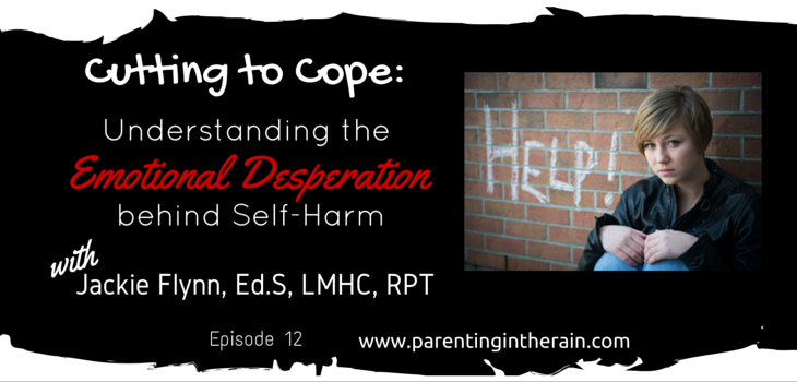 12: Cutting to Cope – Understanding the Emotional Desperation Behind Self-Harm